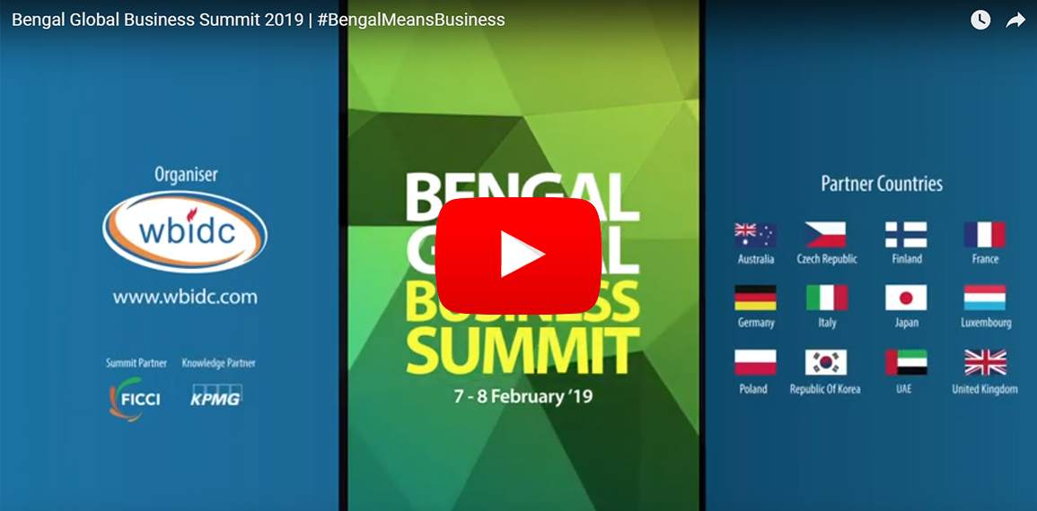 Bengal Global Business Summit 2017 Bengal Goes Global